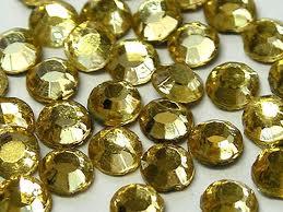 złoty topaz