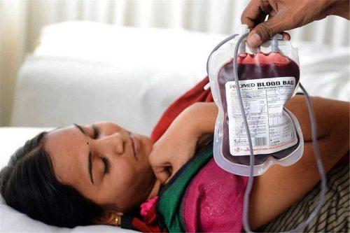 krew typu Bombay